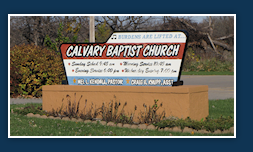 Calvary Baptist Church [Photo]